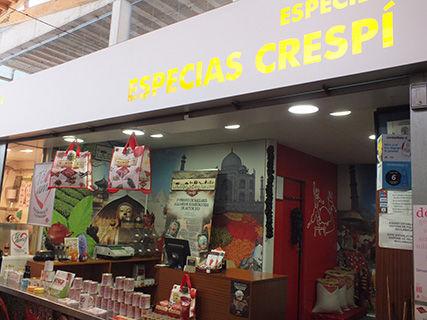 Mercat Inca - Especias Crespí