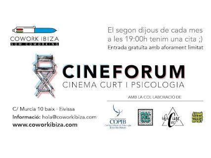 Cinefórum de Psicología en Cowork Ibiza