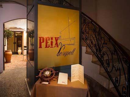 Restaurant Peix Vermell