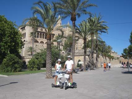 Palma On Wheels