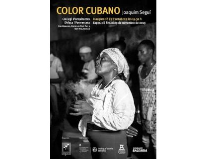 Color Cubano, exposición de Joaquim Seguí