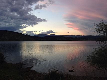 Lake Tutira DOC Campsite