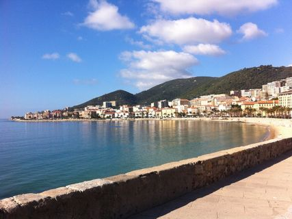 Ajaccio and nearby