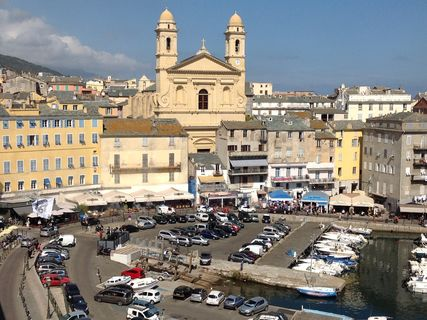Bastia: an art and historical town