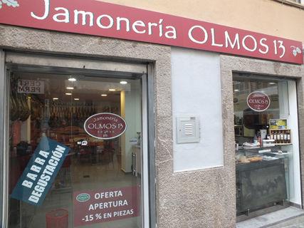 Jamonería Olmos 13