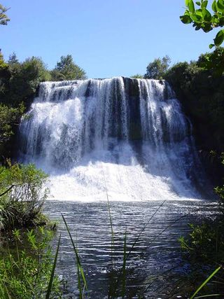 Papakorito Falls