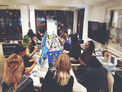 Painting & Wine Workshop By Tristán Belenguer