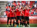 Fútbol 1era. División Mallorca -Alavés