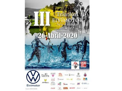 III Triatlón Eivimotor Ses Salines 2020