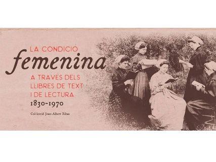 Exposición sobre la condición femenina en los libros