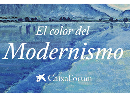 """Exposición """"Azul. El color del modernismo"""""""