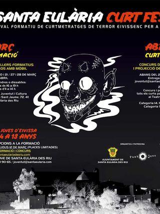 I Santa Eulària Curt Fest: Aprende a hacer tu corto y gana interesantes premios