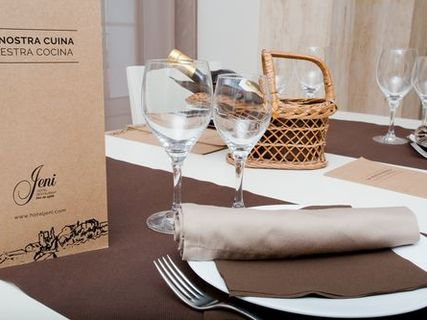 Hotel Jeni & Restaurante ***