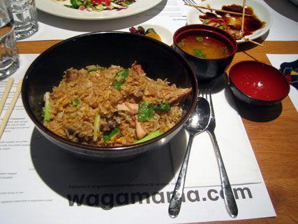 Chaine Street Food Asiatique