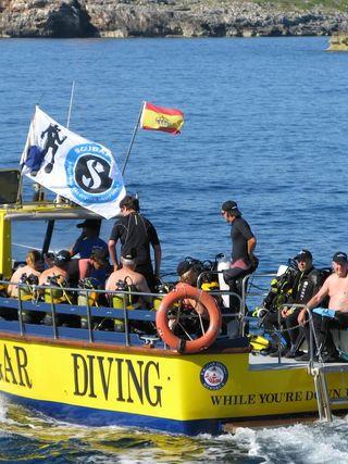 S´Algar Diving