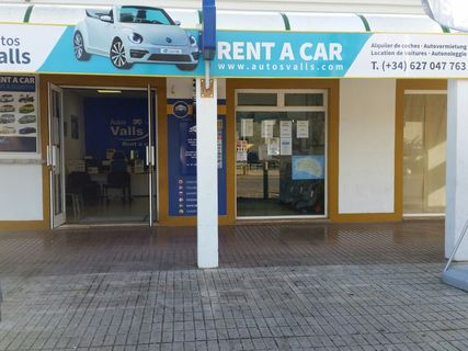 Autos Valls Rent a Car, Calan