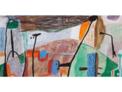 Exposición de pinturas de Erwin Broner