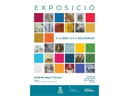 """Collective exhibition """"Els ODS dels Baleàrics"""""""