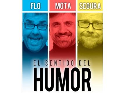 """Segura, Mota y Flo presentan """"Dos tontos y yo"""""""