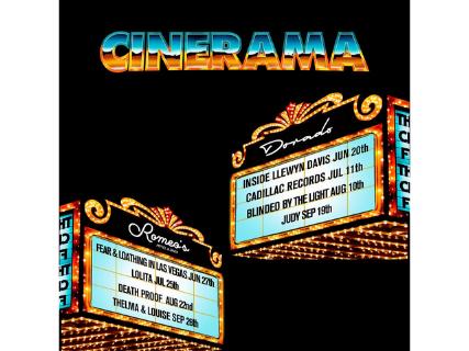 Cinerama Dorado, el popular ciclo de cine al aire libre en el hotel Dorado Ibiza