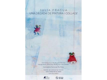 Exposición retrospectiva de Julia Fragua