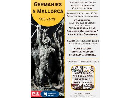 Germanies in Mallorca Libraries of Calvià