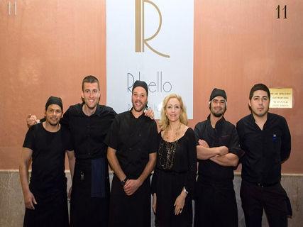Restaurante Ribello