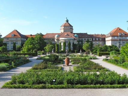 Jard n bot nico en munich alemania con clasificaciones y for Jardin botanico tarifas