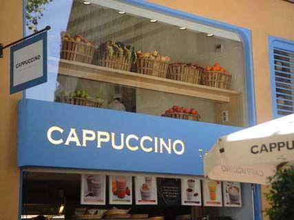 Cappuccino Weyler