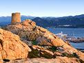 Ile Rousse tower