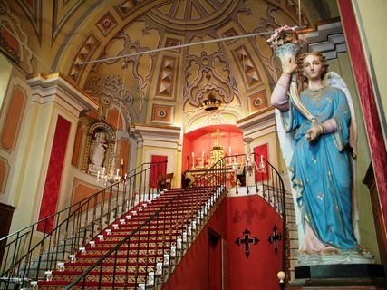 Notre Dame de Monserato Chapel
