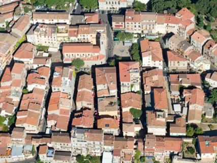 The citadel of Porto-Vecchio