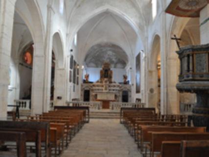 The Church of Saint Dominique