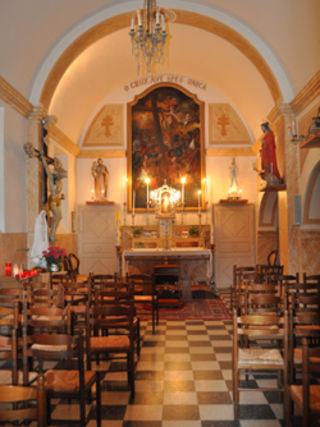 Church Sainte Croix