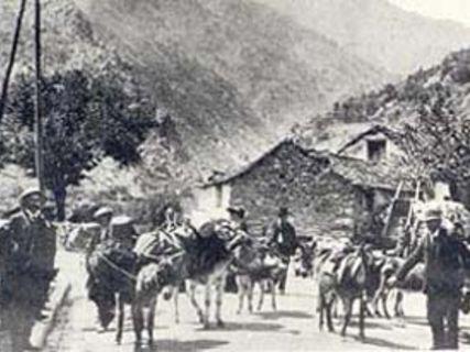 Station Venaco: The shepherds' calendar