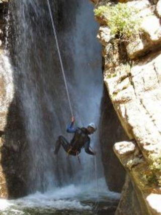 Canyon de Falcunaghja