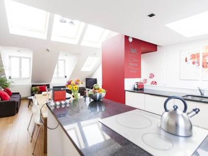 Fantastic Duplex in the Heart of Brussels