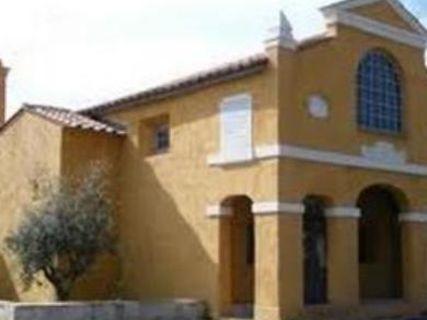 The greeks' chapel