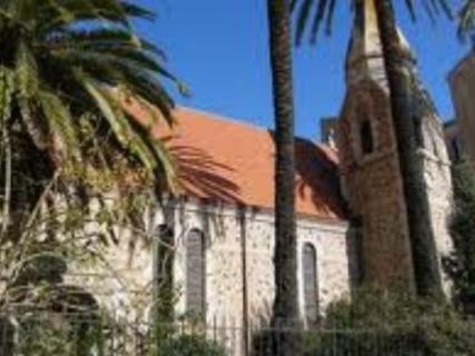 The Anglican church of Ajaccio