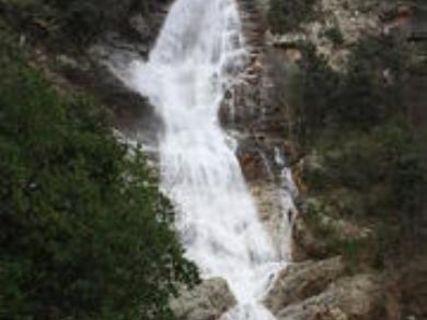 """The waterfall """"voile de la mariée"""""""