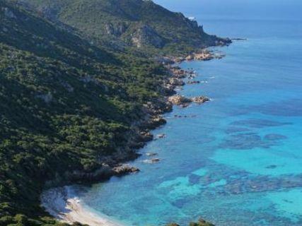 Cala d'Orzo beach