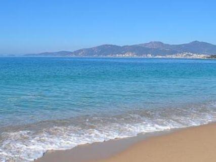 Agosta beach