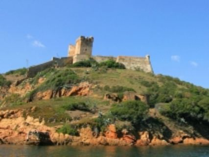 The fort of Girolata