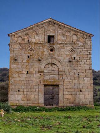Eglise San Giovanni Batista de Grossa