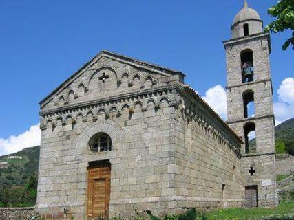 Eglise Santa Maria Assunta de Santa Maria Figaniella