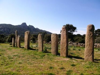 Archaeological site Cauria