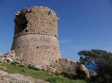Roccapina Tower