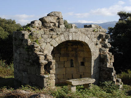 Vestiges de l'Eglise San Petru di Panicali