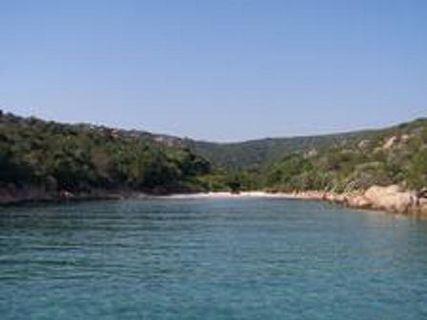 Cala Longa beach