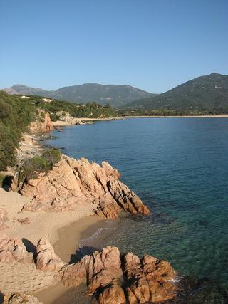Marinca beach